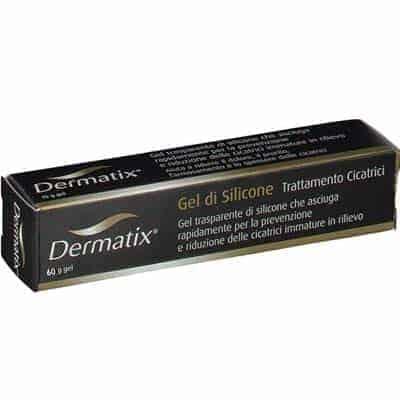 gel para eliminar cicatrices de dermatix