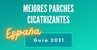 guía mejores parches cicatrizantes en España