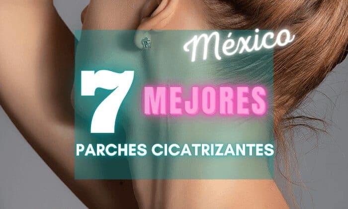 7 mejores parches cicatrizantes de silicona en México - reductores de cicatrices económicos transparentes